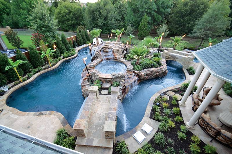 Ever Thought About A Lazy River Pool Builders Round